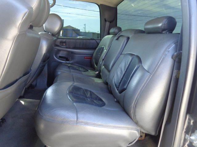 2006 Chevrolet Silverado 1500 LT2 4dr Crew Cab 4WD 5.8 ft. SB - Mabank TX
