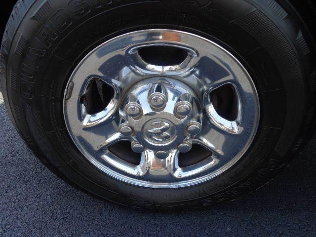 2006 Dodge Ram Pickup 2500 SLT 4dr Mega Cab SB RWD - Mabank TX