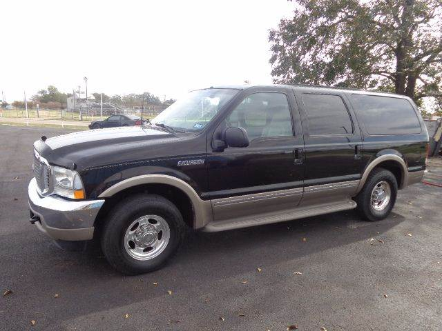 Ford Excursion Limited WD Dr SUV In Mabank TX Beckmans - 2002 excursion