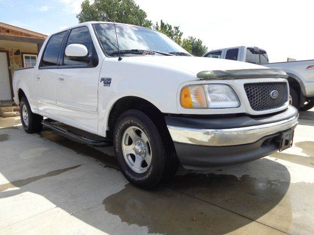 2001 Ford F-150 XLT 4dr SuperCrew 2WD Styleside SB - Mabank TX