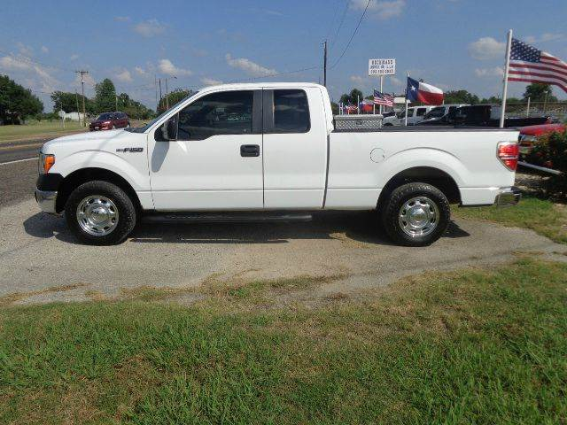 2012 Ford F-150 4x2 XL 4dr SuperCab Styleside 6.5 ft. SB - Mabank TX