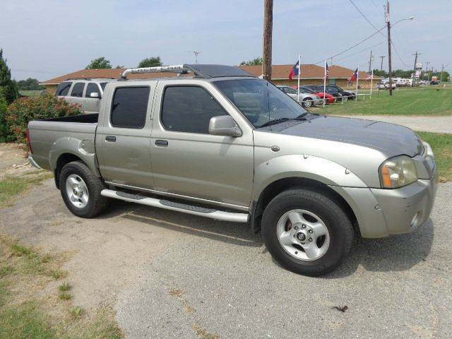 2001 Nissan Frontier 4dr SE Crew Cab SB 2WD - Mabank TX