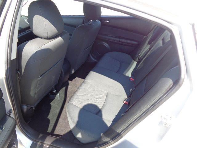 2012 Mazda MAZDA6 i Touring 4dr Sedan - Mabank TX