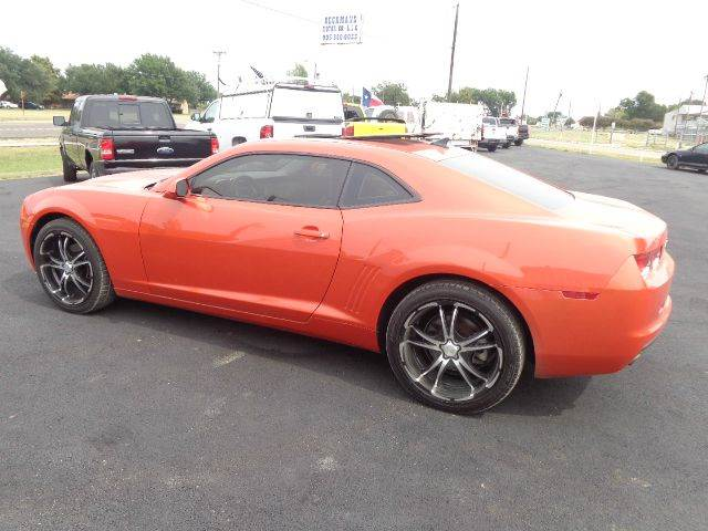 2010 Chevrolet Camaro LT 2dr Coupe w/1LT - Mabank TX