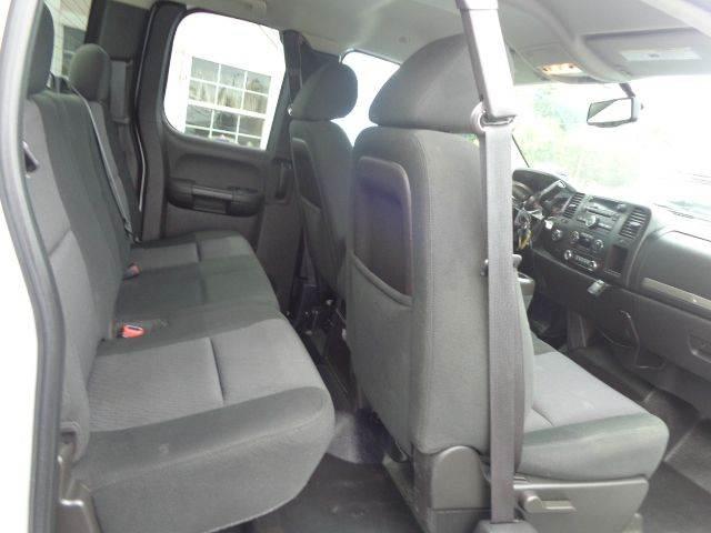 2010 Chevrolet Silverado 1500 4x4 LT 4dr Extended Cab 6.5 ft. SB - Mabank TX
