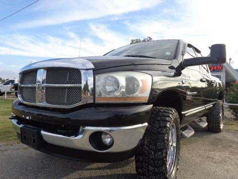 2006 Dodge Ram Pickup 2500 for sale in Mabank, TX