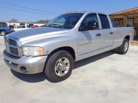 2005 Dodge Ram Pickup 3500 for sale in Mabank, TX