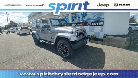 2017 Jeep Wrangler Unlimited for sale in Swedesboro, NJ