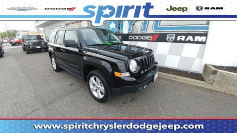 2016 Jeep Patriot for sale in Swedesboro, NJ