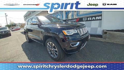 2017 Jeep Grand Cherokee for sale in Swedesboro, NJ