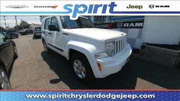 2012 Jeep Liberty for sale in Swedesboro, NJ