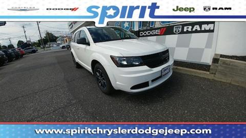 2017 Dodge Journey for sale in Swedesboro NJ