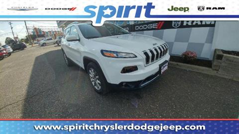 2018 Jeep Cherokee for sale in Swedesboro, NJ