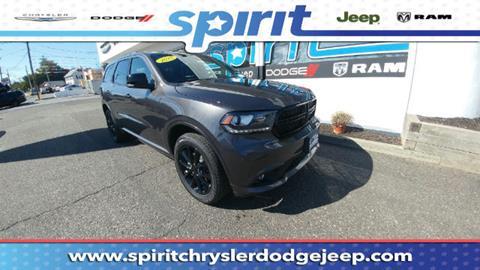 2018 Dodge Durango for sale in Swedesboro, NJ