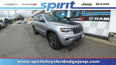 2017 Jeep Grand Cherokee for sale in Swedesboro NJ