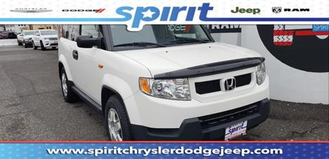 2011 Honda Element for sale in Swedesboro, NJ