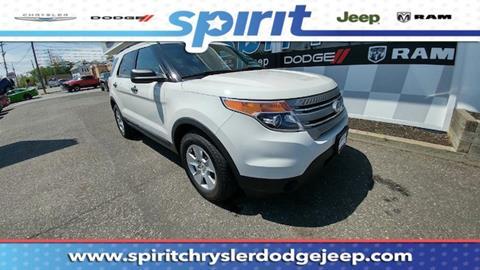 2012 Ford Explorer for sale in Swedesboro NJ