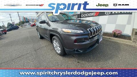 2018 Jeep Cherokee for sale in Swedesboro NJ