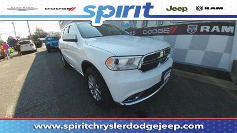 2017 Dodge Durango for sale in Swedesboro NJ