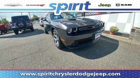 2015 Dodge Challenger for sale in Swedesboro, NJ