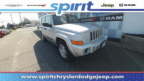 2006 Jeep Commander for sale in Swedesboro NJ
