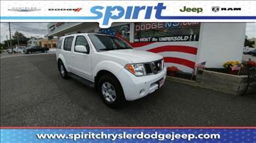 2006 Nissan Pathfinder for sale in Swedesboro, NJ