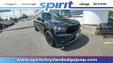 2015 Dodge Durango for sale in Swedesboro, NJ