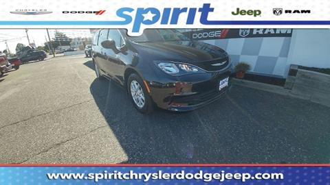 2017 Chrysler Pacifica for sale in Swedesboro NJ