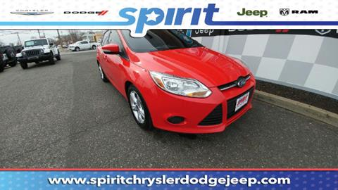 2013 Ford Focus for sale in Swedesboro, NJ