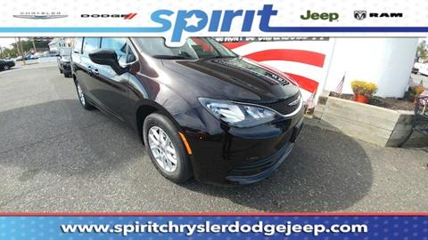 2017 Chrysler Pacifica for sale in Swedesboro NJ