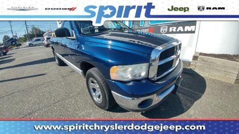 2003 Dodge Ram Pickup 1500 for sale in Swedesboro, NJ