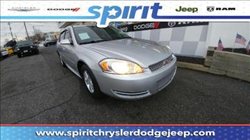 2012 Chevrolet Impala for sale in Swedesboro, NJ