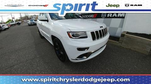 2016 Jeep Grand Cherokee for sale in Swedesboro, NJ