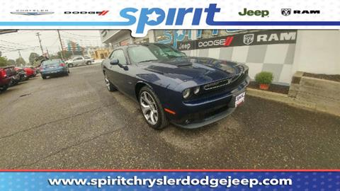 2015 Dodge Challenger for sale in Swedesboro NJ