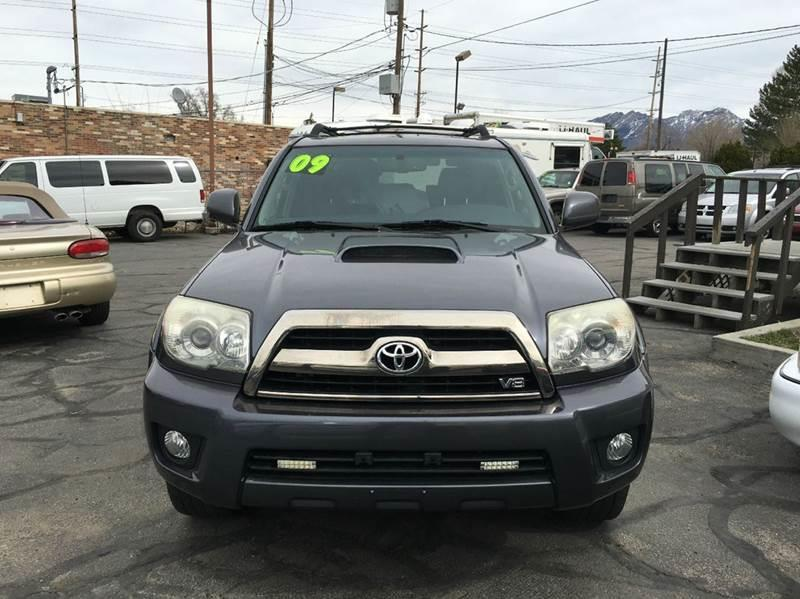 2009 toyota 4runner 4x4 sport edition 4dr suv 4 7l v8 in. Black Bedroom Furniture Sets. Home Design Ideas