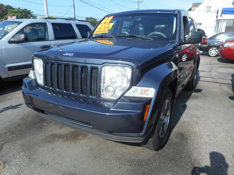 2008 jeep liberty 4x4 sport 4dr suv in amityville ny amitybay auto sales ltd. Black Bedroom Furniture Sets. Home Design Ideas