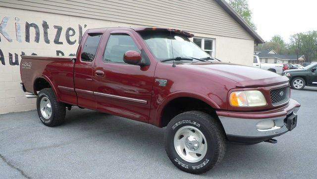 1998 Ford F-150 3dr XLT 4WD Extended Cab SB - Pine Grove PA