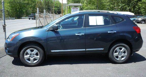 2014 Nissan Rogue Select AWD S 4dr Crossover - Pine Grove PA