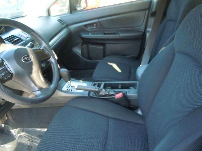 2013 Subaru Impreza AWD 2.0i 4dr Sedan CVT - Pine Grove PA
