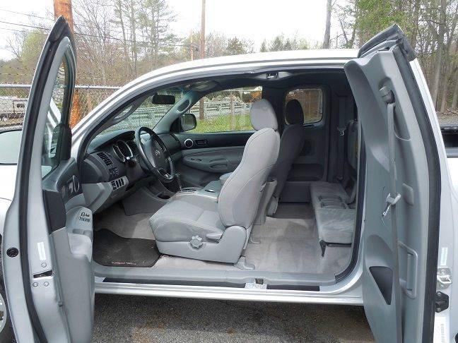 2008 Toyota Tacoma 4x4 V6 4dr Access Cab 6.1 ft. SB 5A - Pine Grove PA