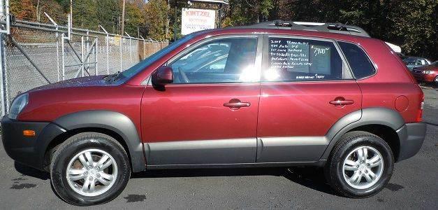 2008 Hyundai Tucson AWD Limited V6 4dr SUV - Pine Grove PA