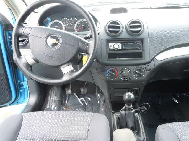 2007 Chevrolet Aveo LS 4dr Sedan - Pine Grove PA