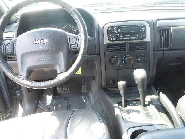 2001 Jeep Grand Cherokee 4dr Laredo 4WD SUV - Pine Grove PA