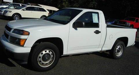 2012 Chevrolet Colorado for sale in Pine Grove, PA