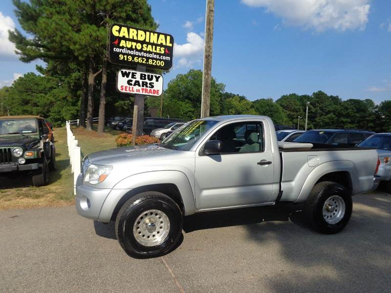 toyota tacoma for sale in north carolina. Black Bedroom Furniture Sets. Home Design Ideas