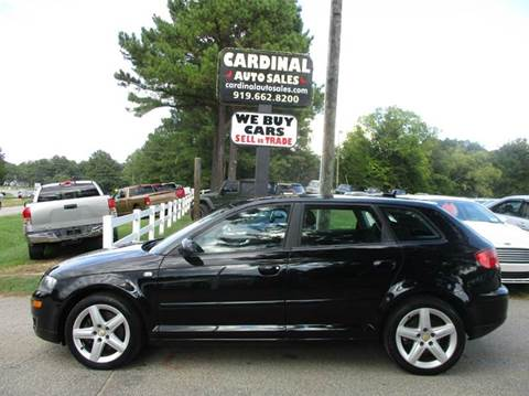 2006 Audi A3 for sale in Raleigh, NC