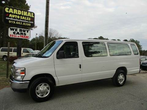 Used Passenger Van For Sale Raleigh, NC - Carsforsale.com