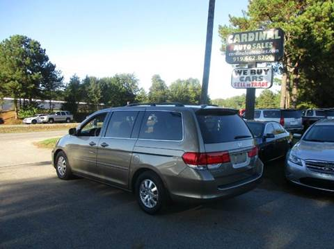 2008 Honda Odyssey for sale in Raleigh, NC