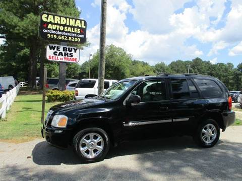 Gmc envoy for sale north carolina for Modern motors thomasville nc
