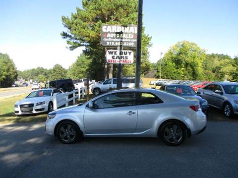 2012 Kia Forte Koup for sale in Raleigh, NC